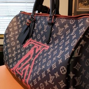 *SOLD* Louis Vuitton Upside Down Keepall Kim Jones